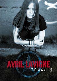 Cover Avril Lavigne - My World [DVD]